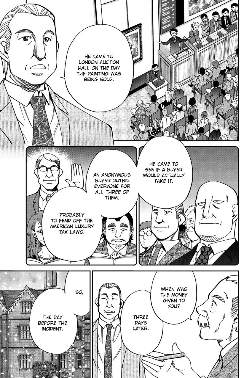 Q.e.d. Iff - Shoumei Shuuryou Vol.9 Chapter 18: Beautiful Painting page 28 - Mangakakalots.com