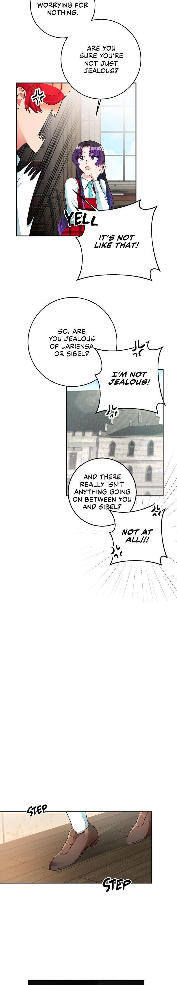 Marilyn Likes Lariensa Too Much! Chapter 19 page 5 - Mangakakalots.com