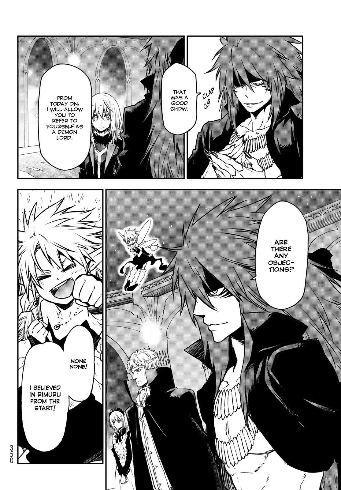 Tensei Shitara Slime Datta Ken Chapter 85 page 22 - Mangakakalots.com
