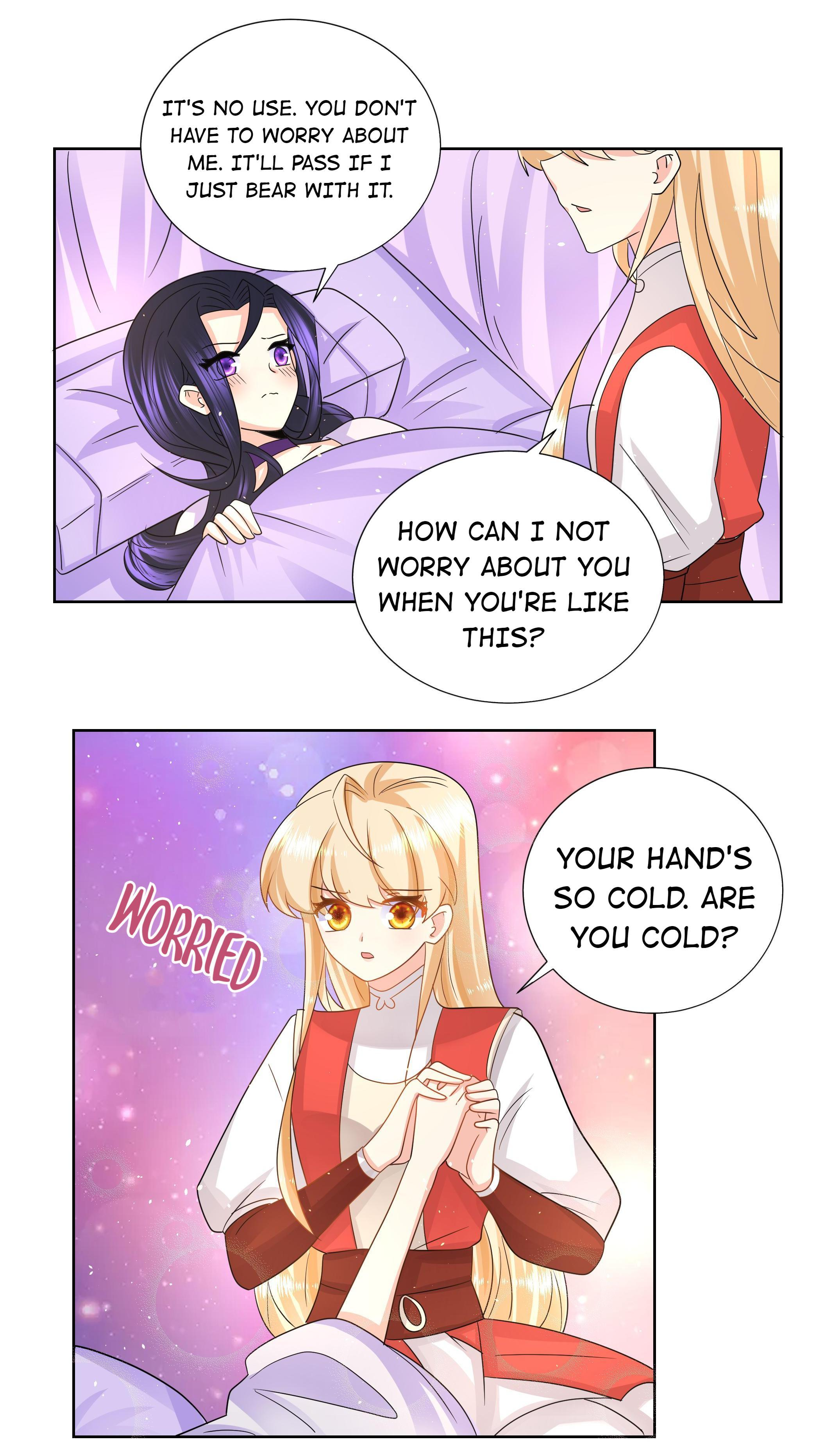 The Incapable Married Princess Chapter 35: Who Is Better At Warming The Bed page 14 - Mangakakalots.com