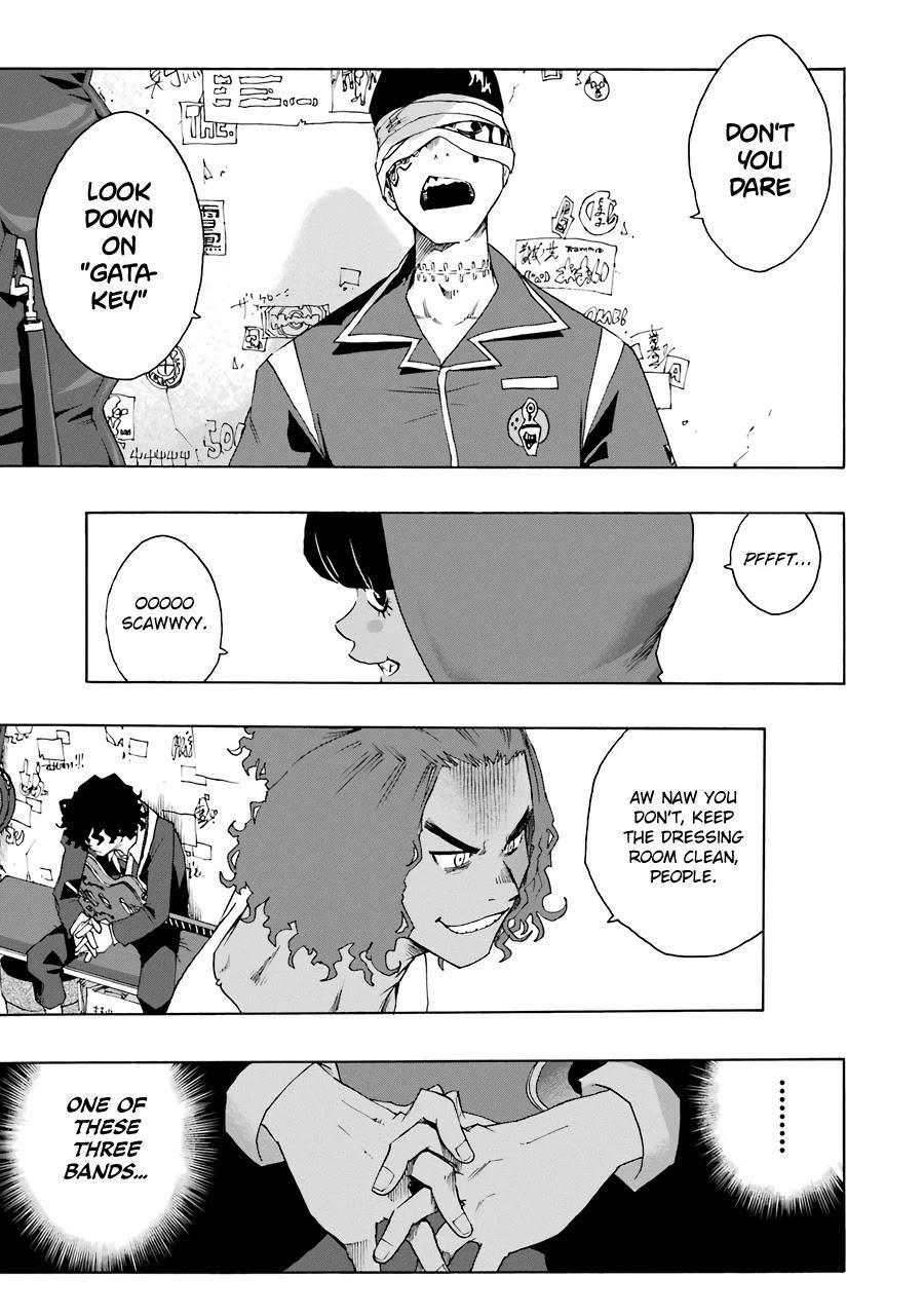 Shiori Experience - Jimi Na Watashi To Hen Na Oji-San Chapter 52: The First Audition page 36 - Mangakakalots.com