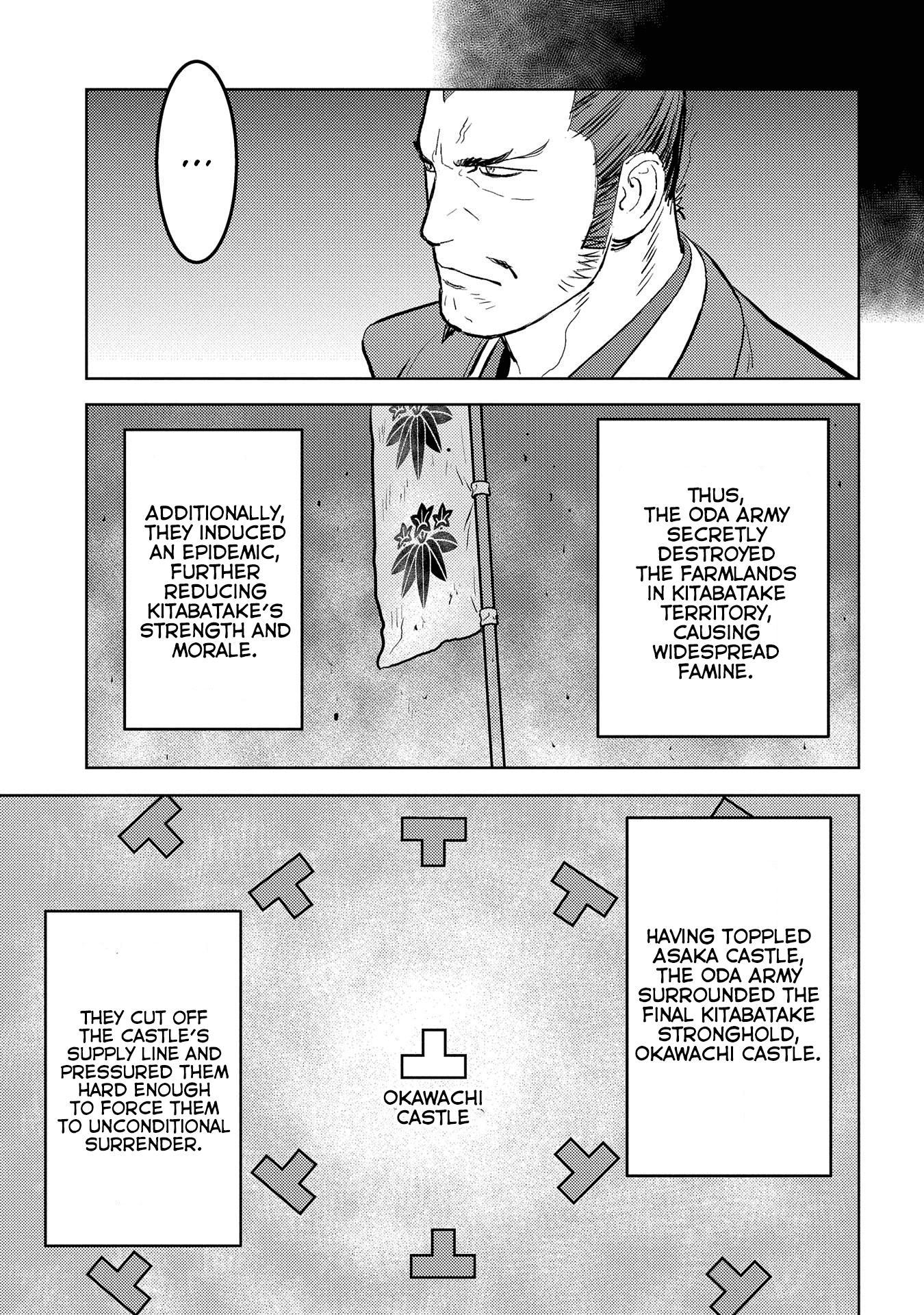 Sengoku Komachi Kurou Tan! Chapter 40 page 6 - Mangakakalots.com