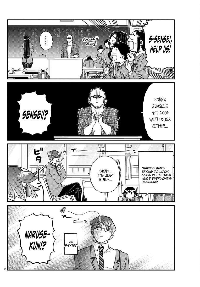 Komi-San Wa Komyushou Desu Vol.10 Chapter 141: A Bug page 2 - Mangakakalot