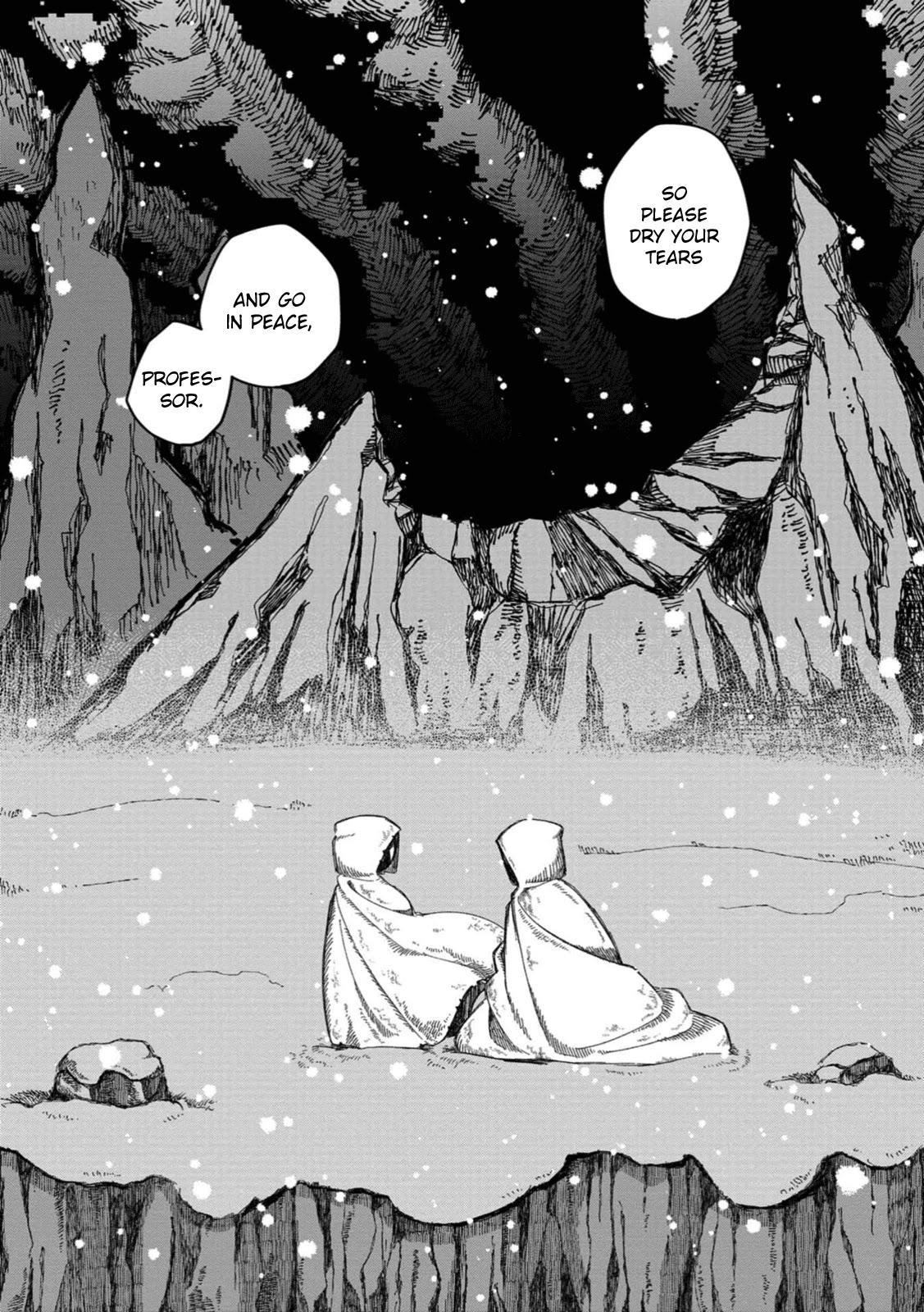 Rojica To Rakkasei Chapter 14: Shii-San's Long Day page 30 - Mangakakalots.com