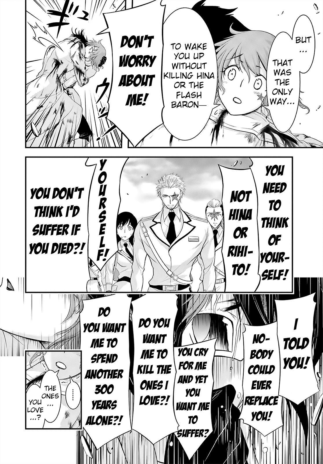 Plunderer Chapter 70 page 10 - Mangakakalots.com