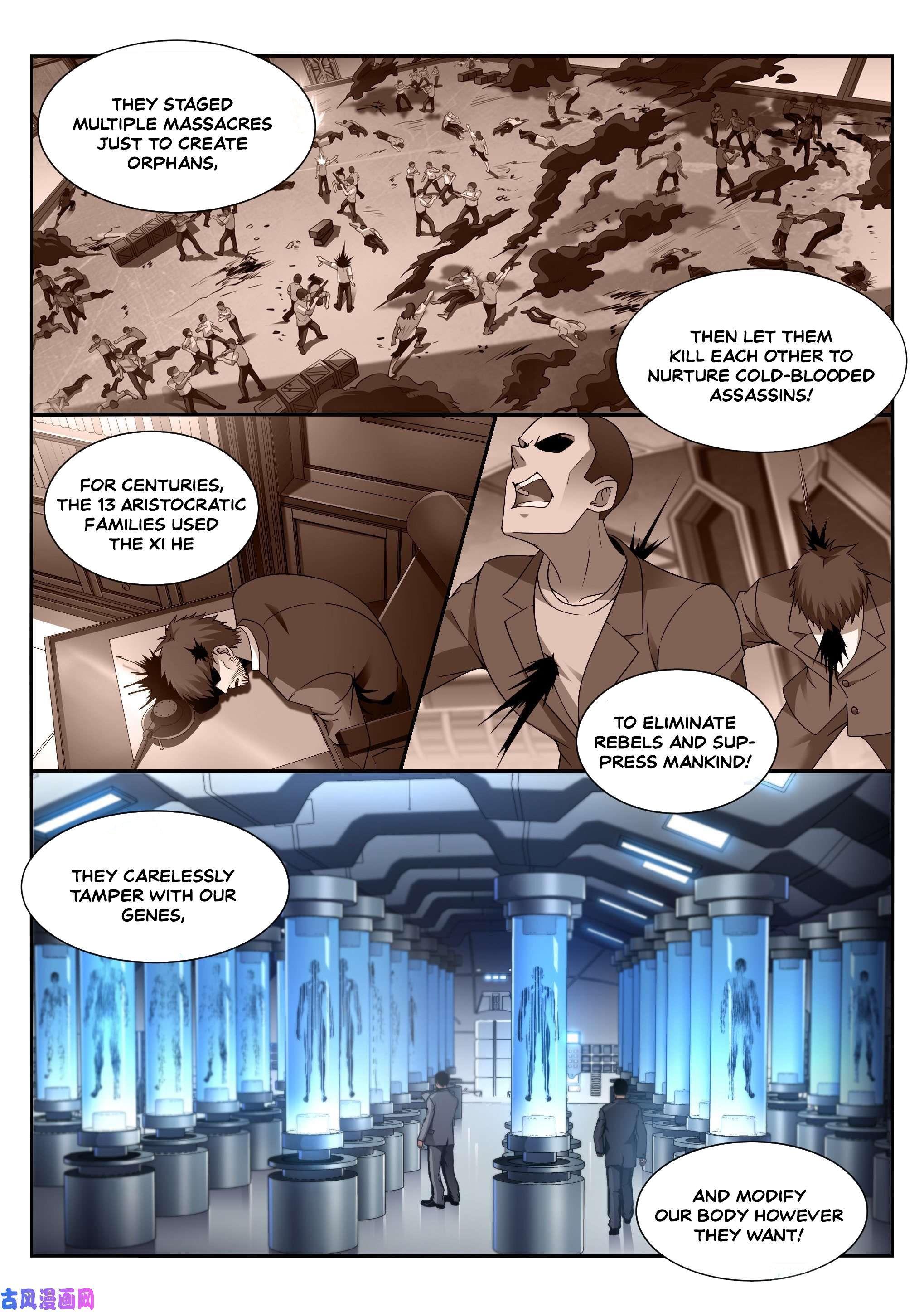 Eclipse Walker Chapter 12 page 4 - Mangakakalots.com