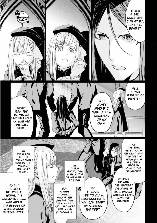 Lord El-Melloi Ii-Sei No Jikenbo Chapter 15 page 8 - Mangakakalots.com