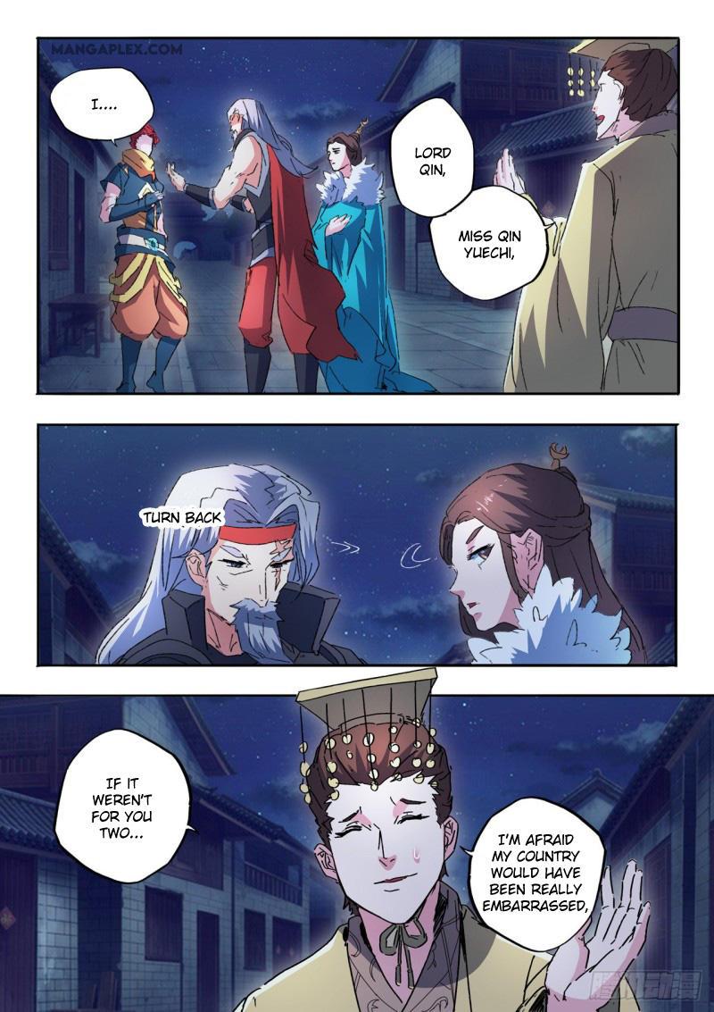 Martial Master Chapter 459 page 9 - Mangakakalots.com