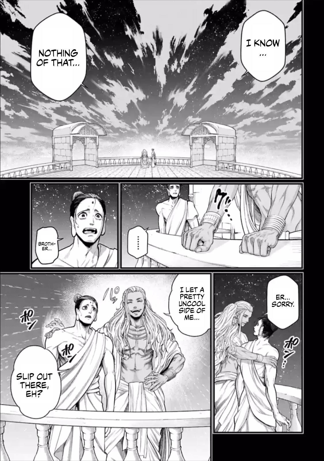 Record Of Ragnarok Chapter 47: The Path page 36 - Mangakakalots.com