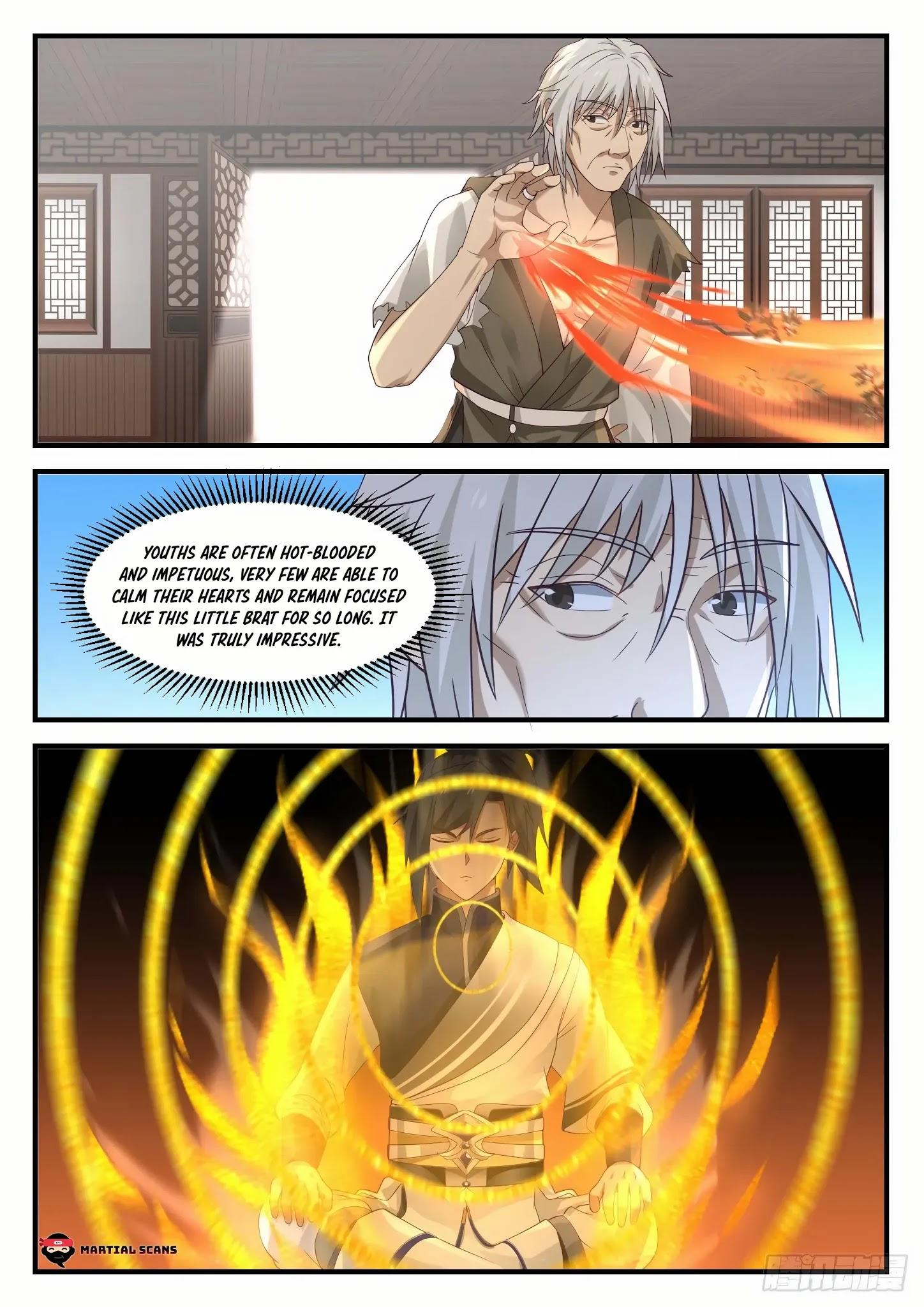 Martial Peak Chapter 933: Life Being Threatened page 4 - Mangakakalots.com
