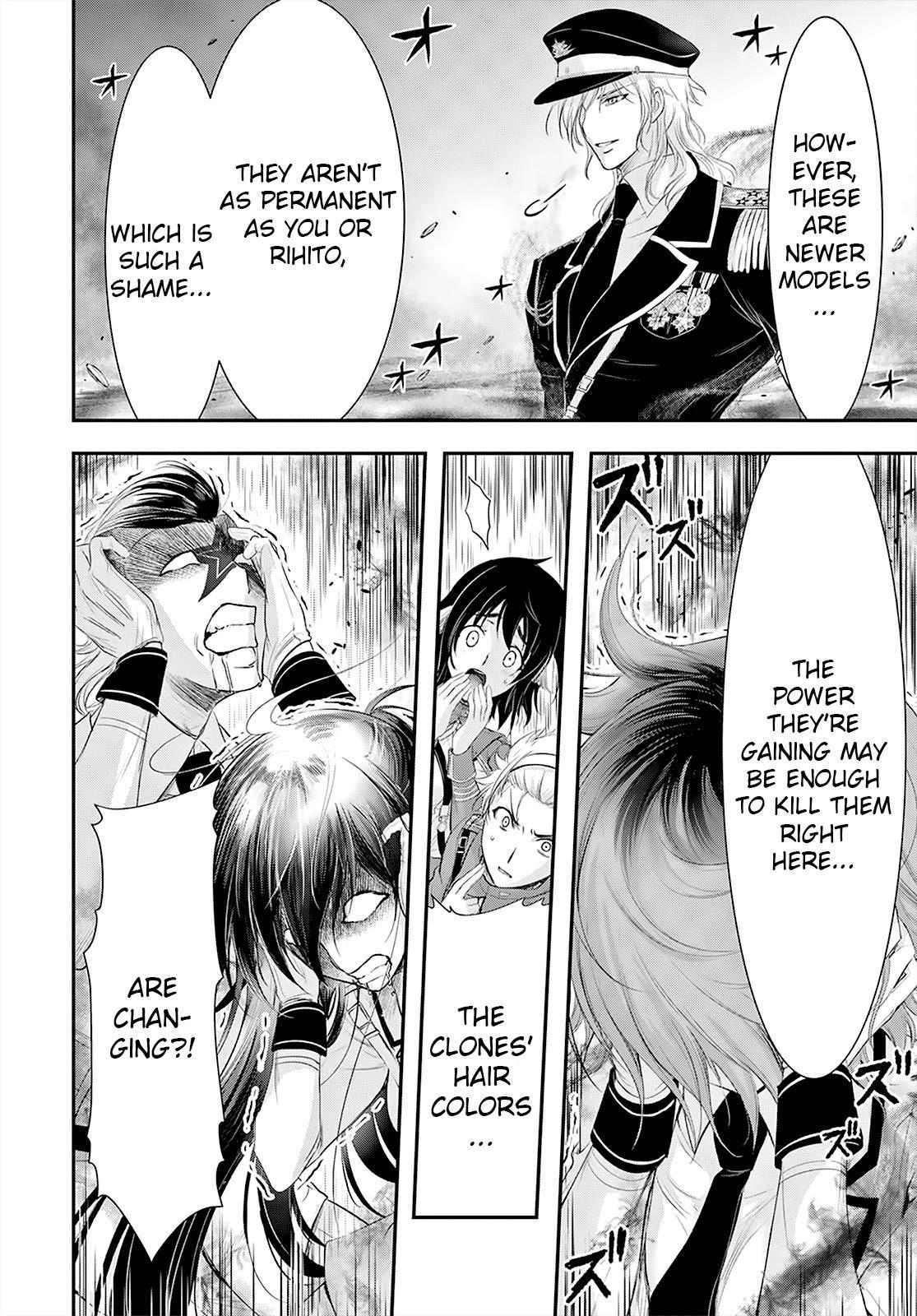 Plunderer Chapter 70 page 28 - Mangakakalots.com
