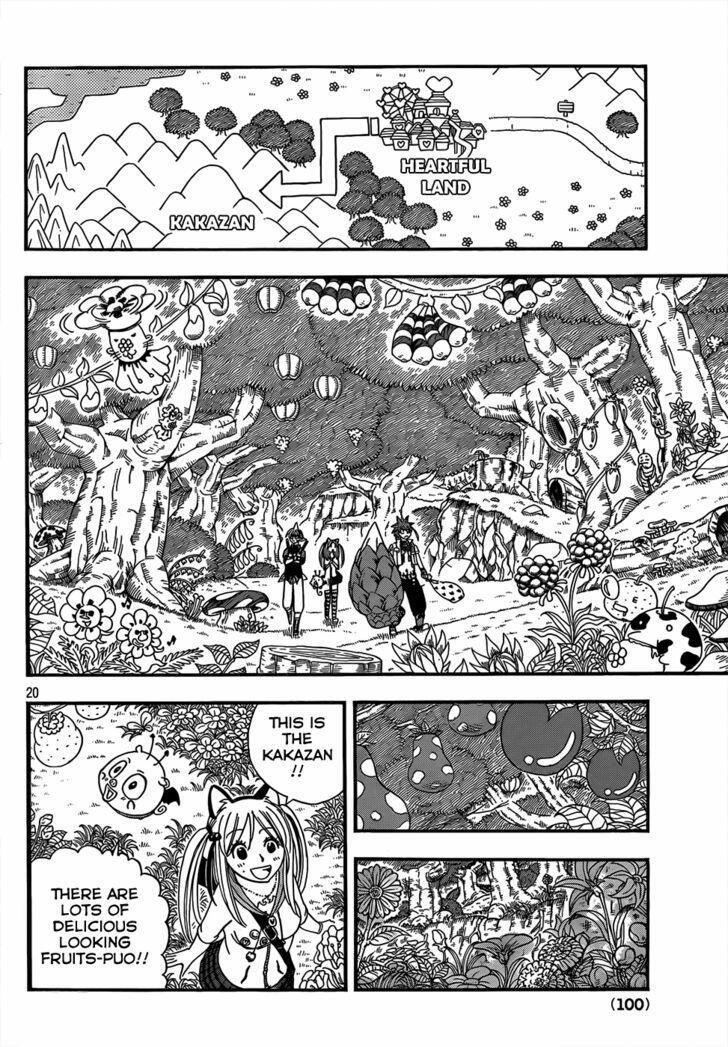 Buster Keel! Vol.3 Chapter 19 : Back To Life page 20 - Mangakakalots.com