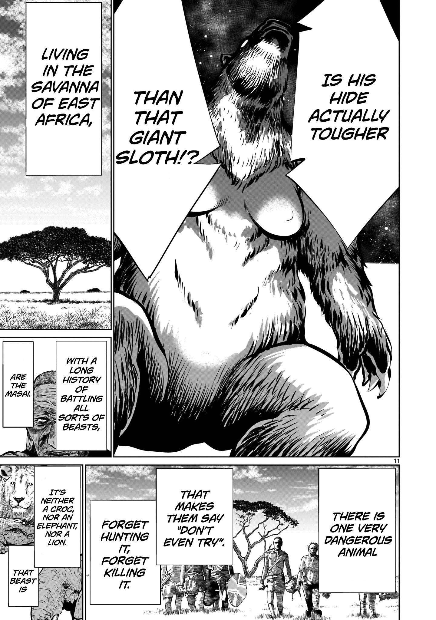 "Killing Bites Chapter 88: ""honestly, I'm Disappointed..."" page 11 - Mangakakalots.com"