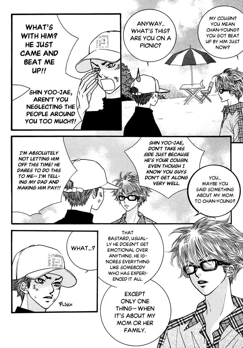 Lover Discovery Chapter 20.2: Intro B page 5 - Mangakakalots.com