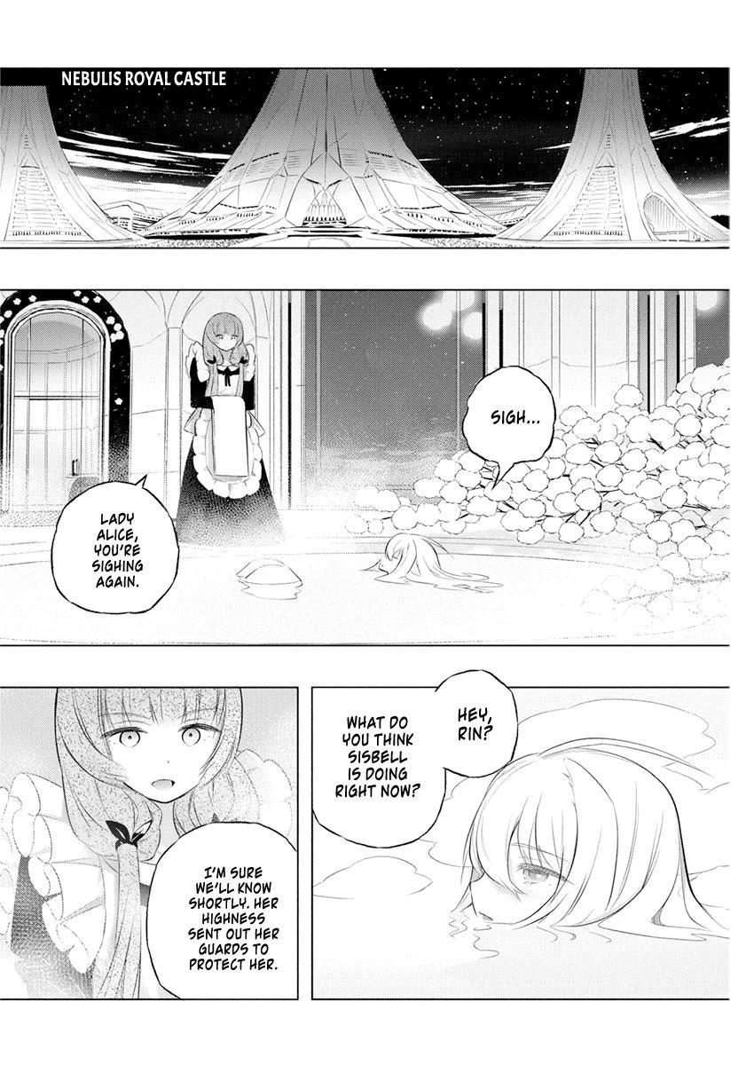 Our War That Ends The World, Or Perhaps The Crusade That Starts It Anew Chapter 35: Countdown To Sisterly War page 5 - Mangakakalots.com