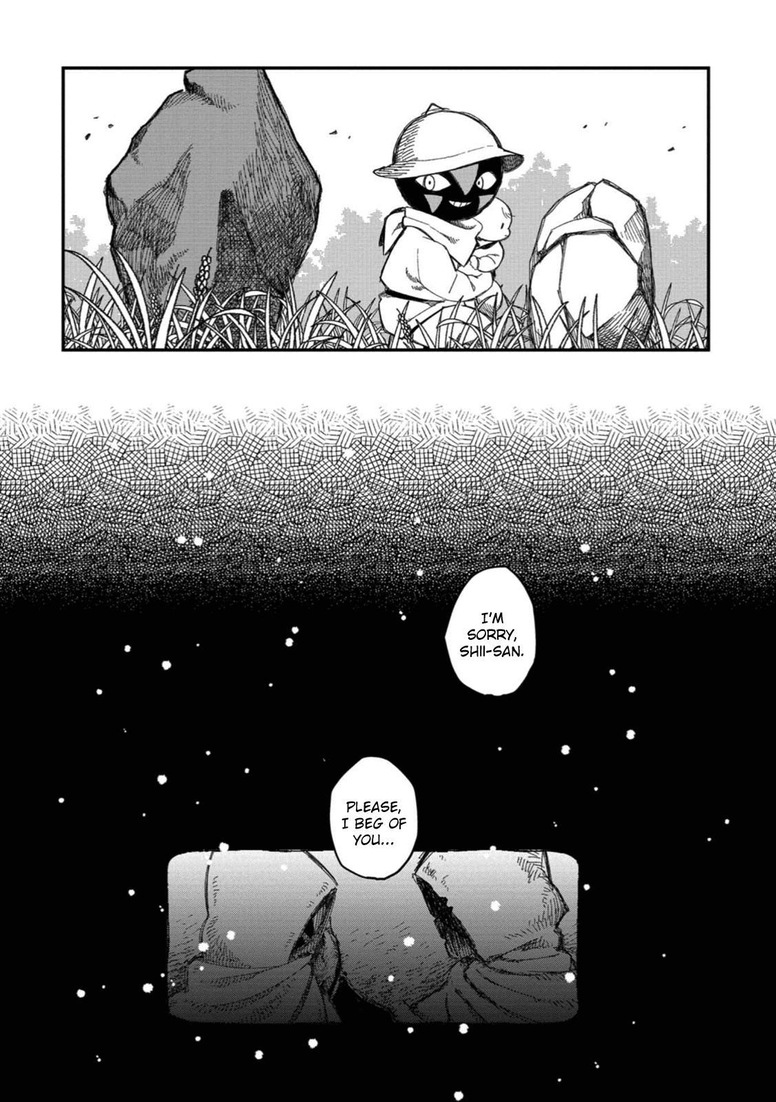 Rojica To Rakkasei Chapter 14: Shii-San's Long Day page 28 - Mangakakalots.com