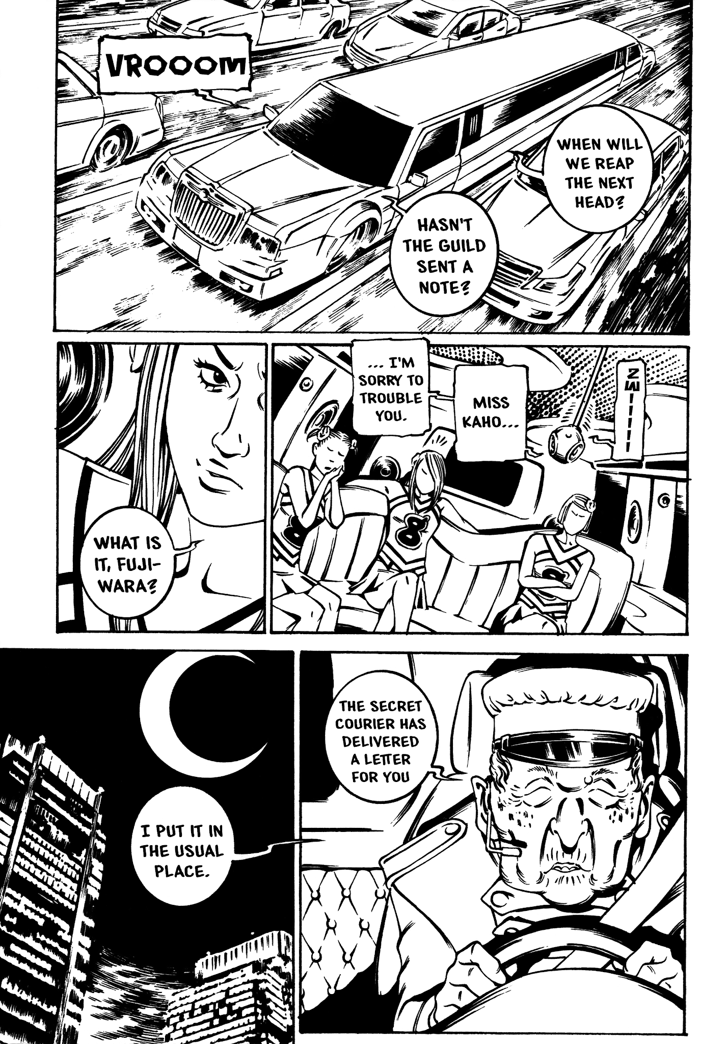 Deathco Chapter 10: Dead-Queen-Bee page 23 - Mangakakalots.com