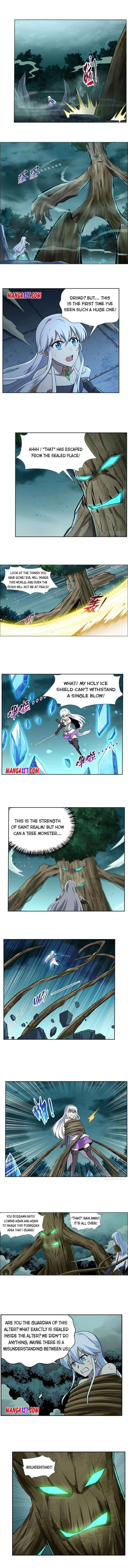 The Demon King Who Lost His Job Chapter 209 page 4 - Mangakakalots.com