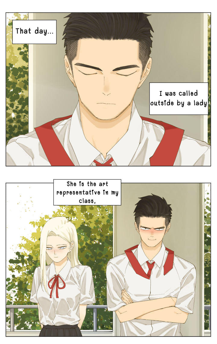 Nan Hao & Shang Feng Chapter 74: A Favor page 1 - Mangakakalots.com