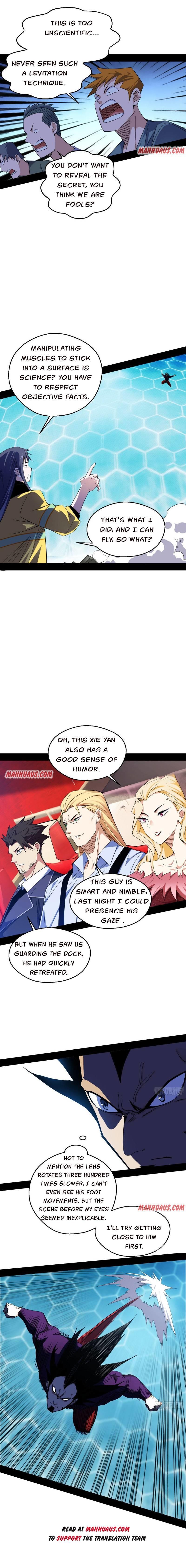 I'm An Evil God Chapter 170.2 page 2 - Mangakakalots.com