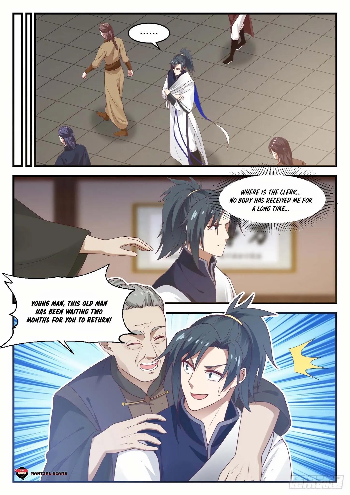 Martial Peak Chapter 999: He Came Again page 13 - Mangakakalots.com