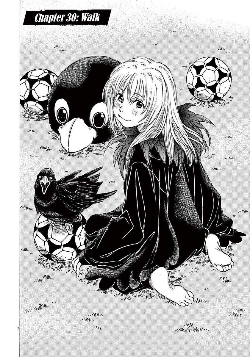 Ao Ashi Vol.4 Chapter 30: Walk page 2 - Mangakakalots.com
