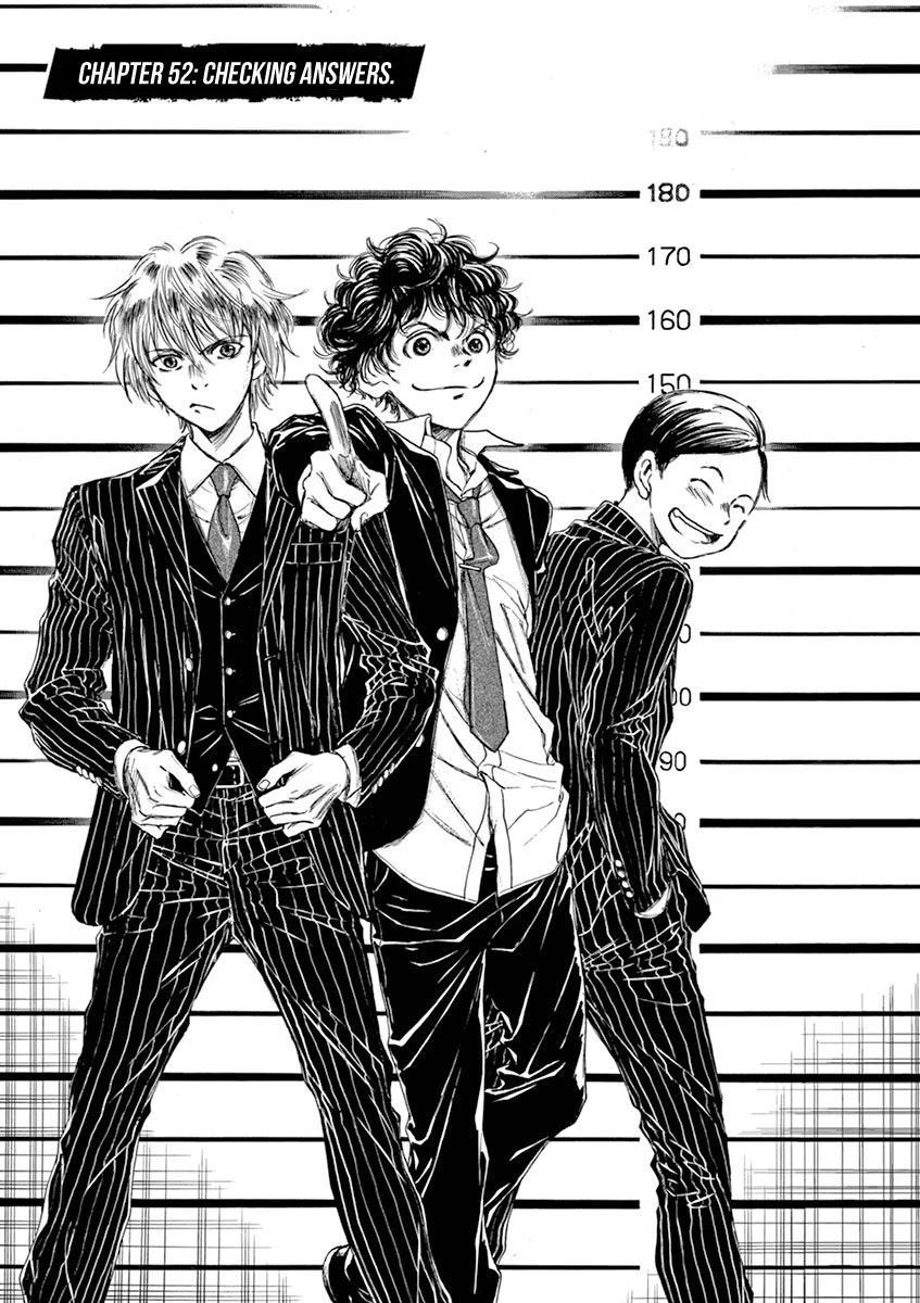 Ao Ashi Chapter 52: Checking Answers page 3 - Mangakakalots.com