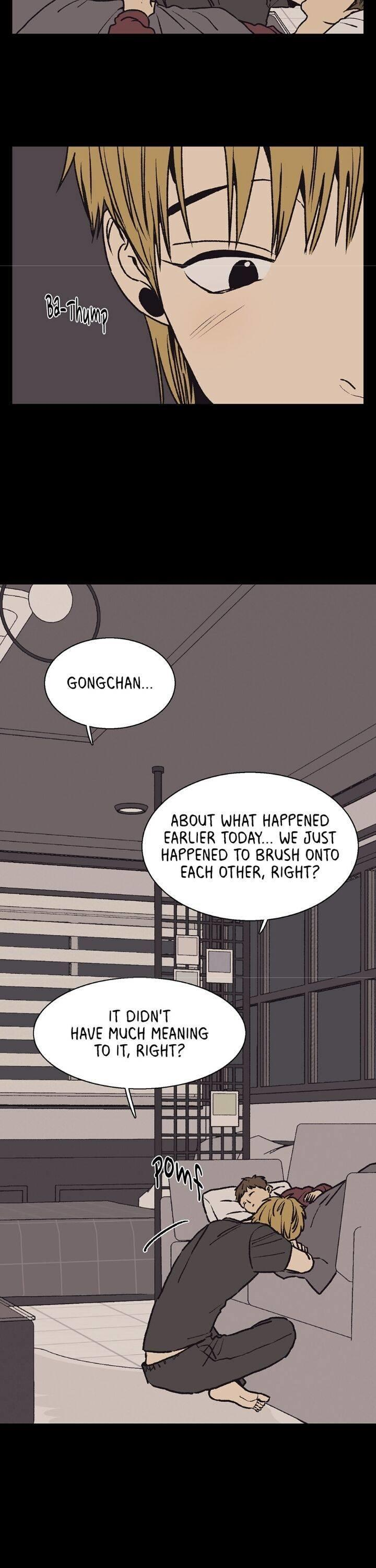 The Spooky Love Tale Of Gongchan Seol Chapter 51 page 4 - Mangakakalots.com