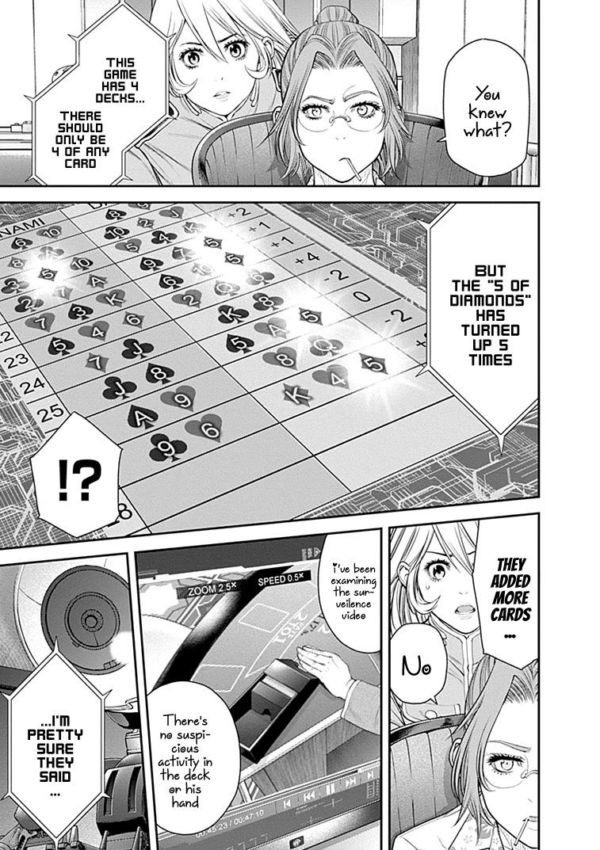Ex-Arm Chapter 39: Bet On Me page 8 - Mangakakalots.com