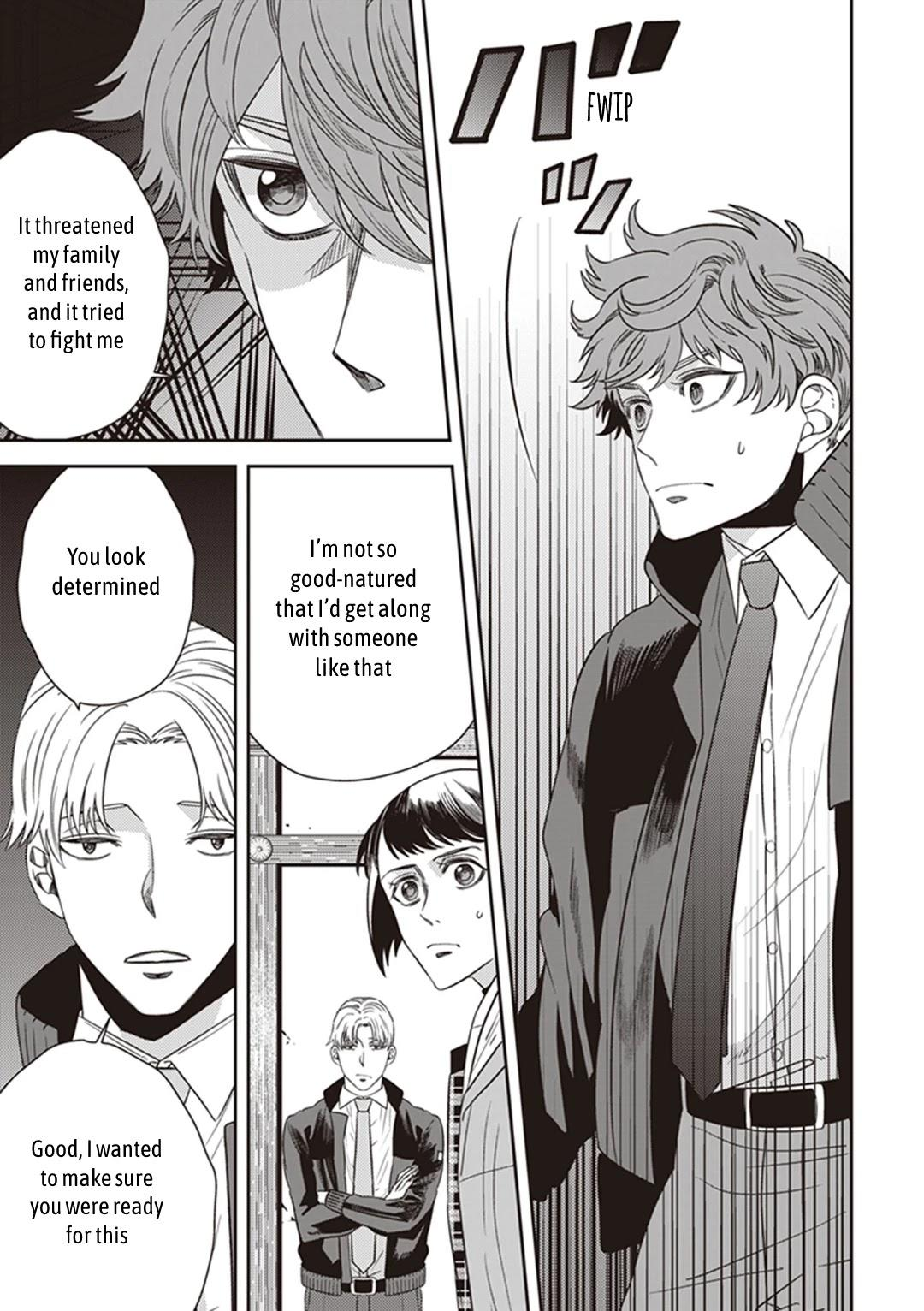 Midnight Occult Civil Servants Chapter 38: Becoming A Demon (Part 4) page 49 - Mangakakalots.com