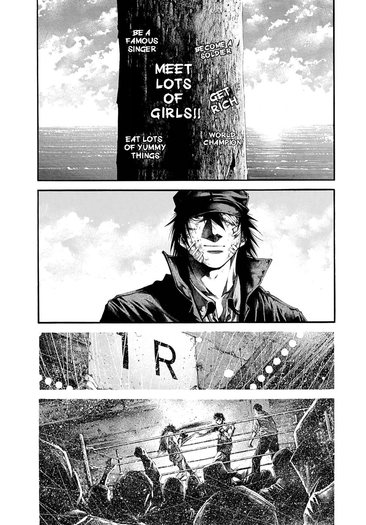 Rainbow Vol.22 Chapter 233: Any Other Day page 2 - Mangakakalots.com