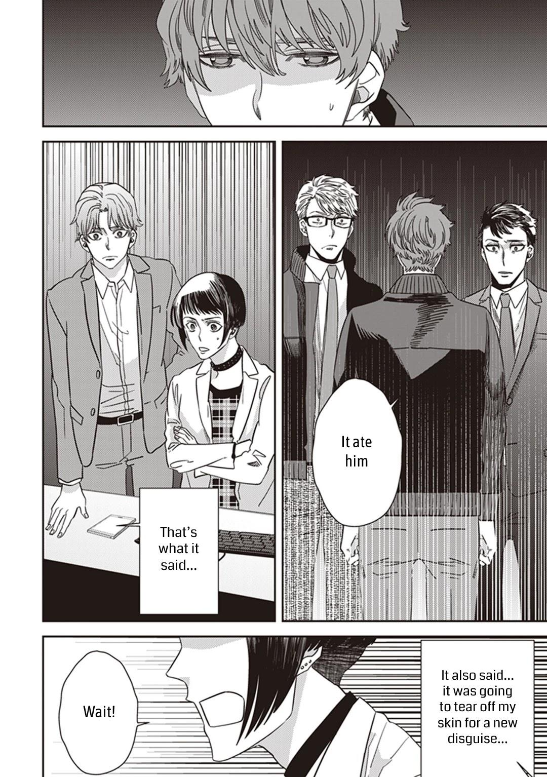 Midnight Occult Civil Servants Chapter 38: Becoming A Demon (Part 4) page 14 - Mangakakalots.com