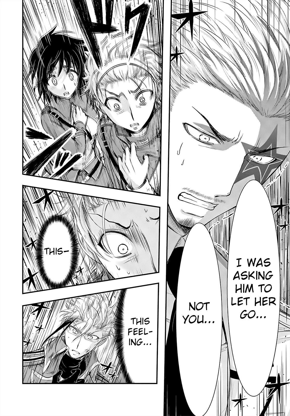 Plunderer Chapter 70 page 16 - Mangakakalots.com
