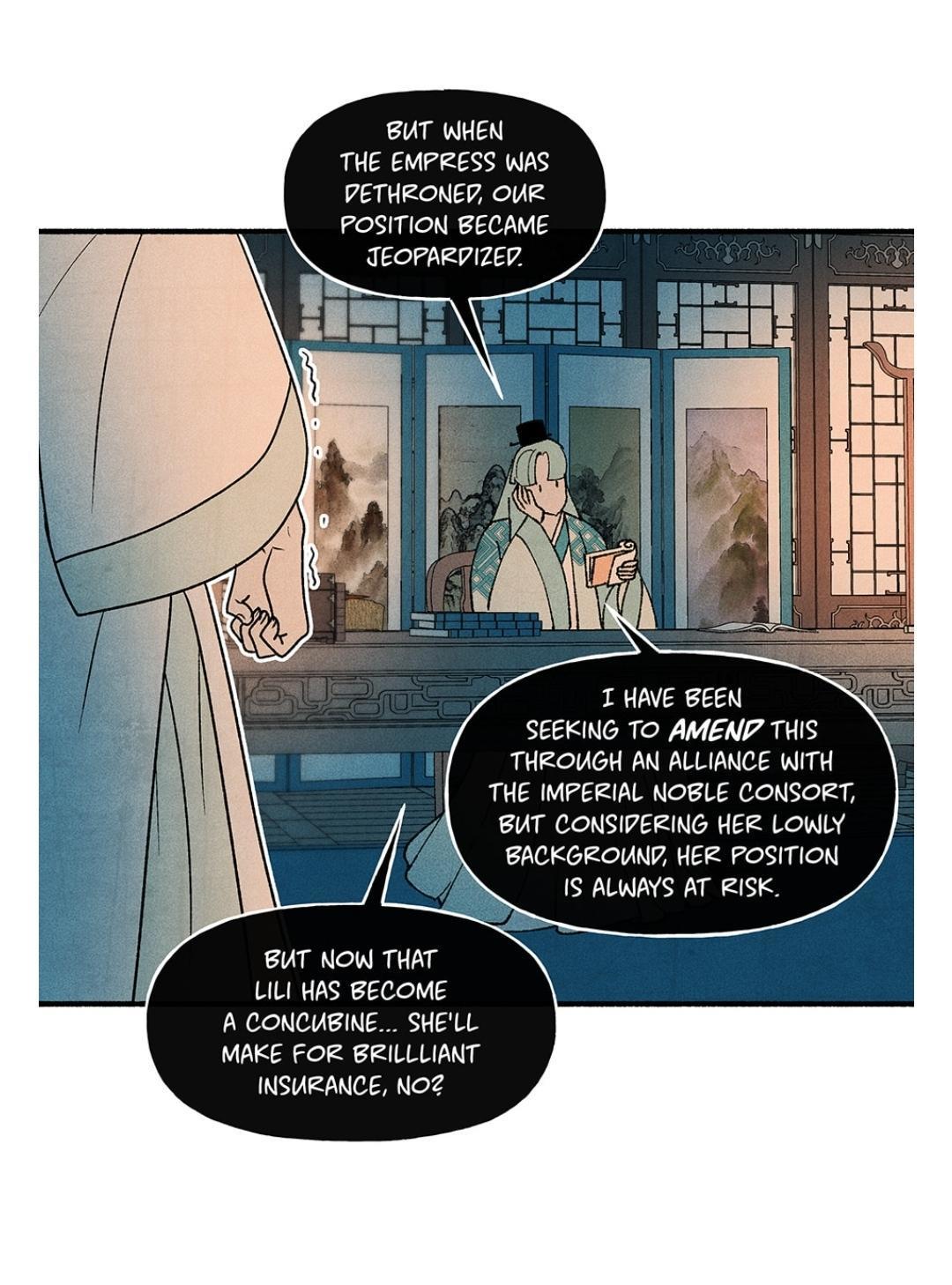 Concubine Walkthrough Chapter 31 page 27 - Mangakakalots.com