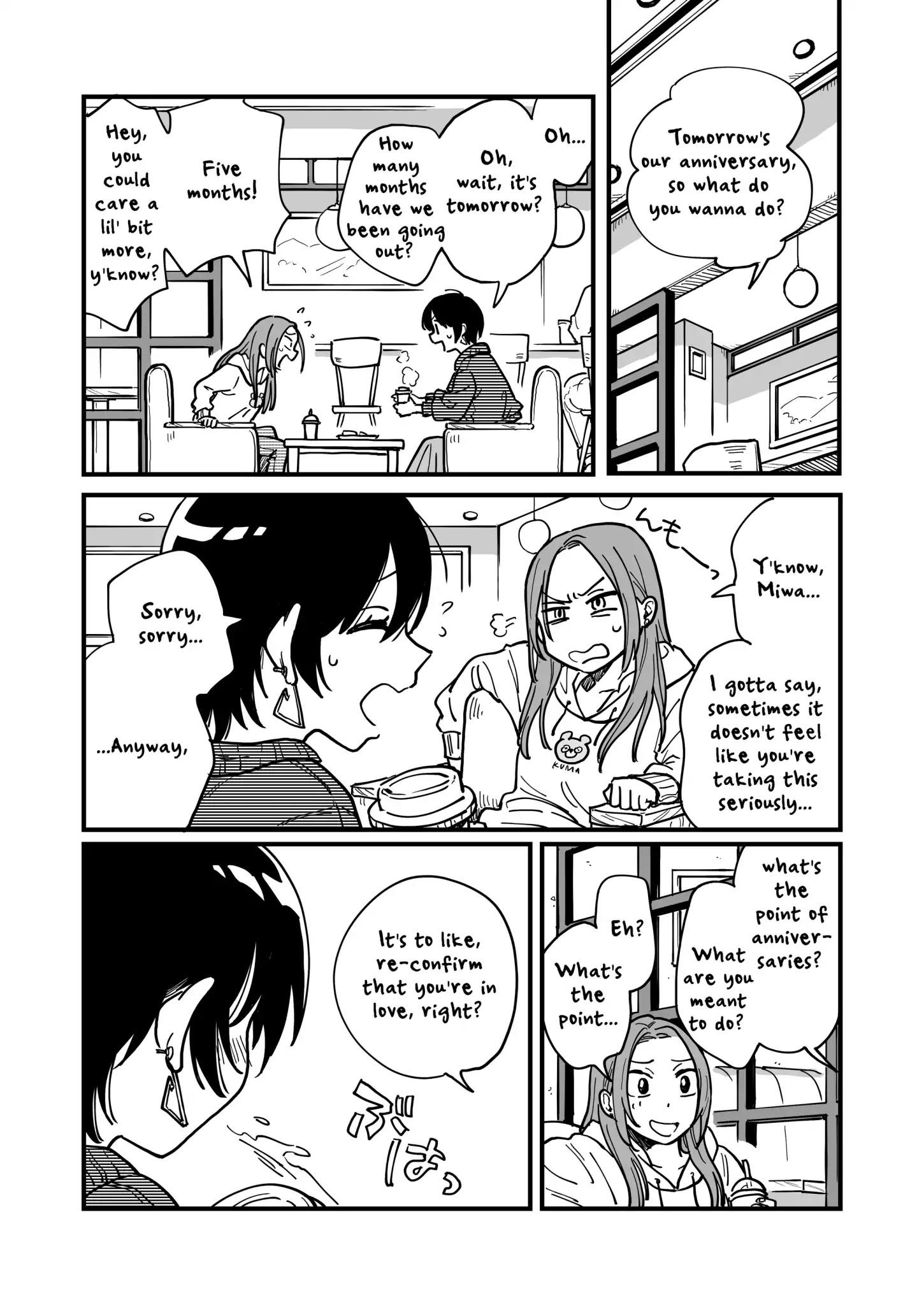 So, Do You Wanna Go Out, Or? Chapter: Oneshot page 12 - Mangakakalots.com