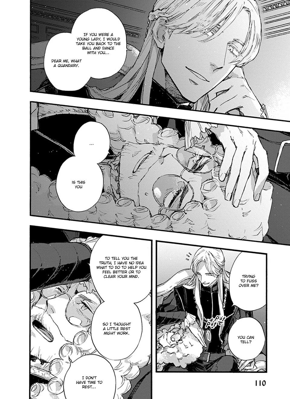 Barbarities Chapter 23 page 17 - Mangakakalots.com