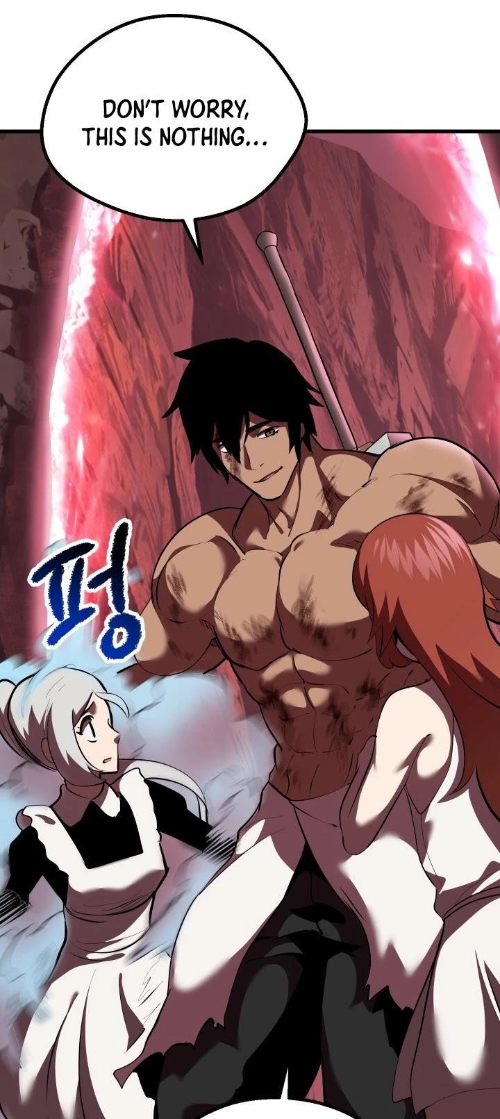 Survival Story Of A Sword King In A Fantasy World Chapter 95 page 33 - Mangakakalots.com
