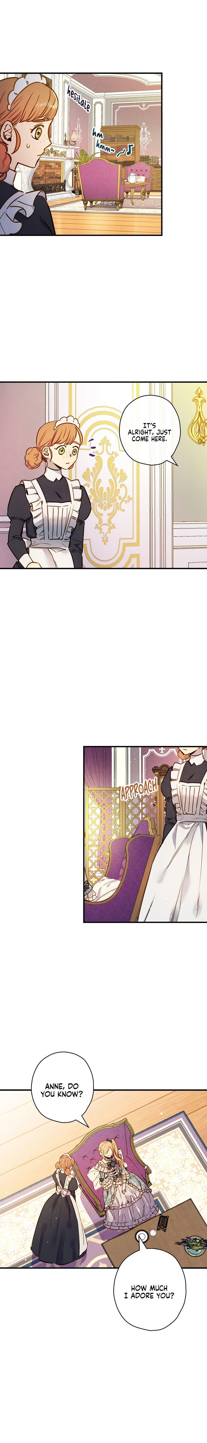 Shadow Queen Chapter 33 page 12 - Mangakakalots.com