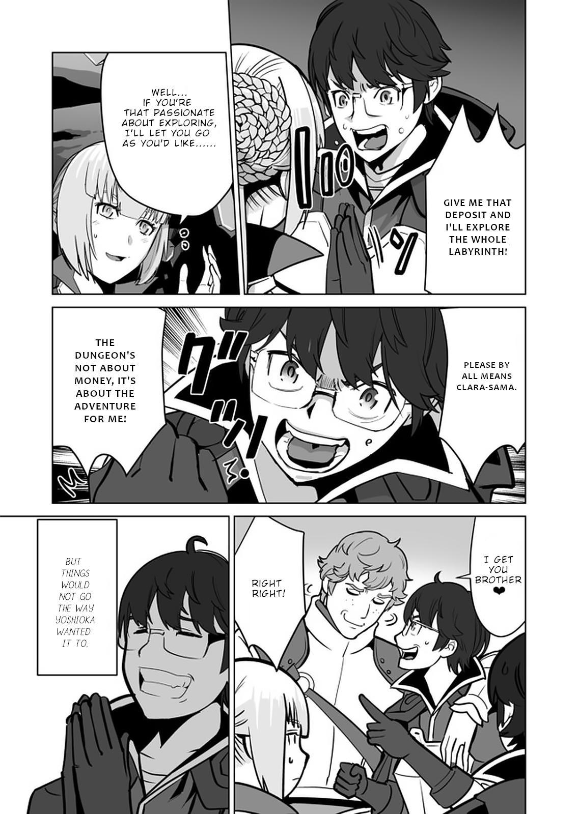 Sen No Sukiru O Motsu Otoko Chapter 36 page 22 - Mangakakalots.com