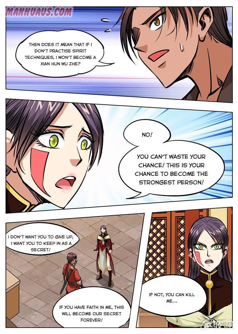 Greatest Sword Immortal Chapter 165.3 page 8 - Mangakakalots.com