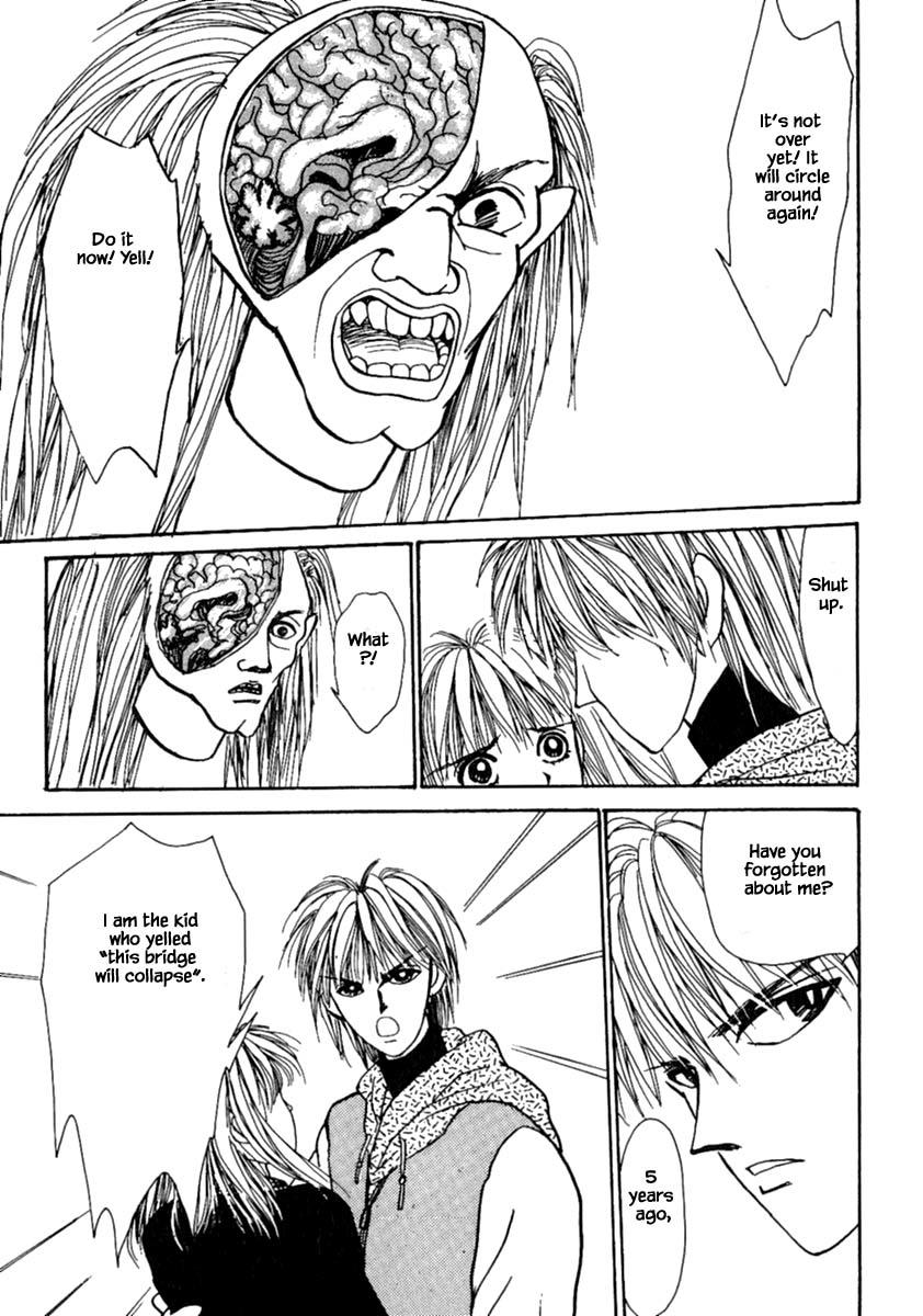 Shi To Kanojo To Boku Chapter 11.2 page 26 - Mangakakalots.com