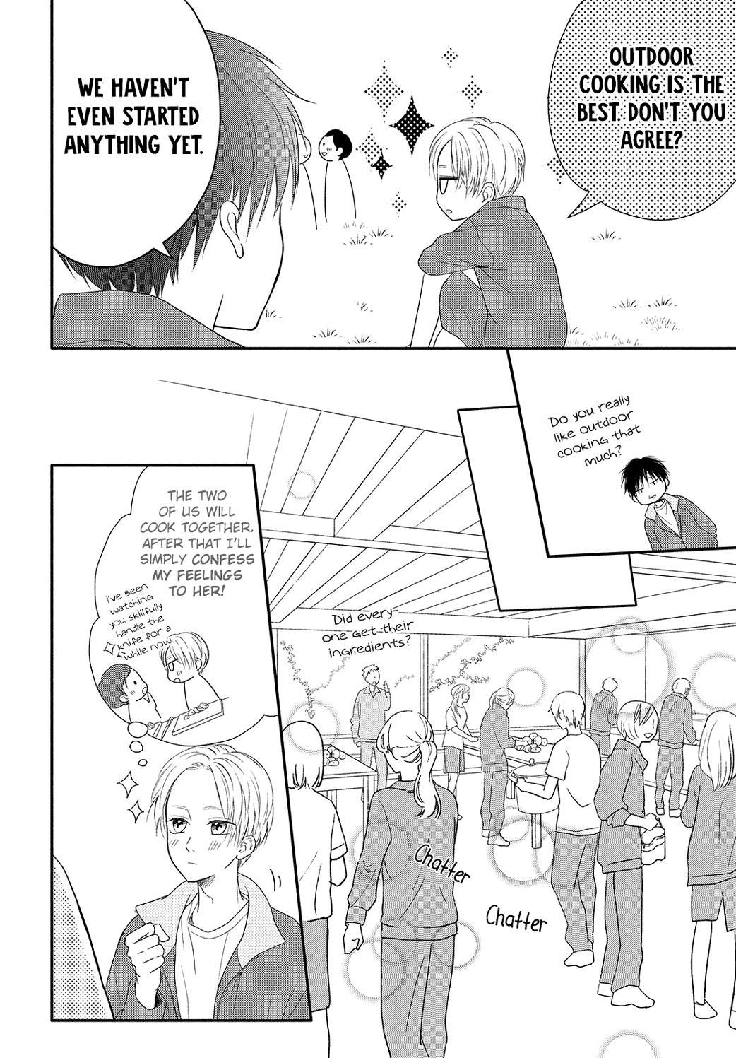 Natsuaki-Kun Wa Kyou Mo Kokuhaku Shitai Chapter 5 page 8 - Mangakakalots.com