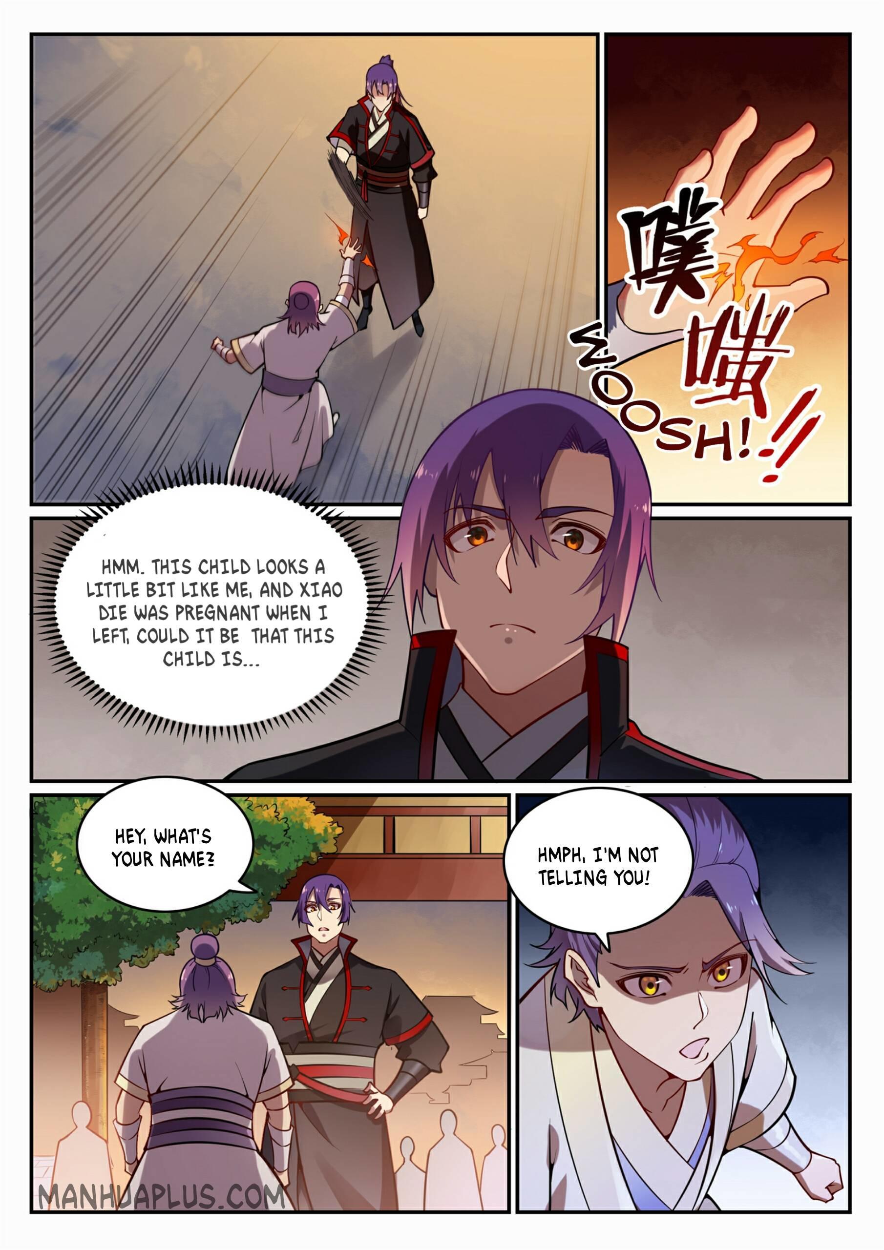 Apotheosis Chapter 710 page 9 - Mangakakalots.com