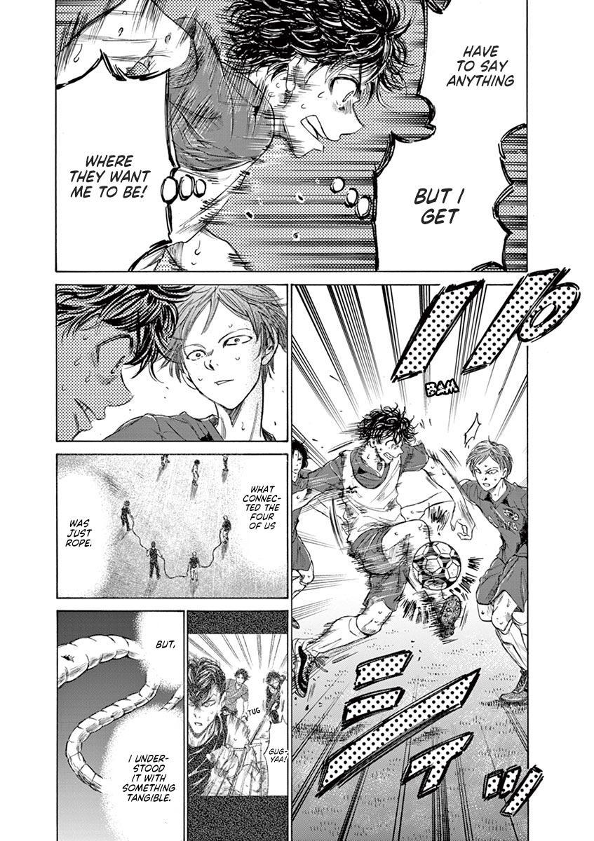 Ao Ashi Vol.14 Chapter 147: Big Three page 6 - Mangakakalots.com