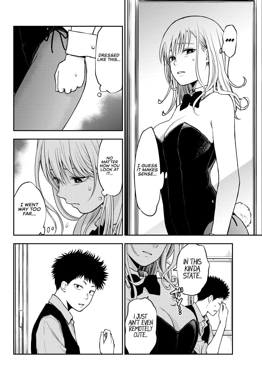 My Charms Are Wasted On Kuroiwa Medaka Chapter 9: Stuck With That Bastard page 9 - Mangakakalots.com