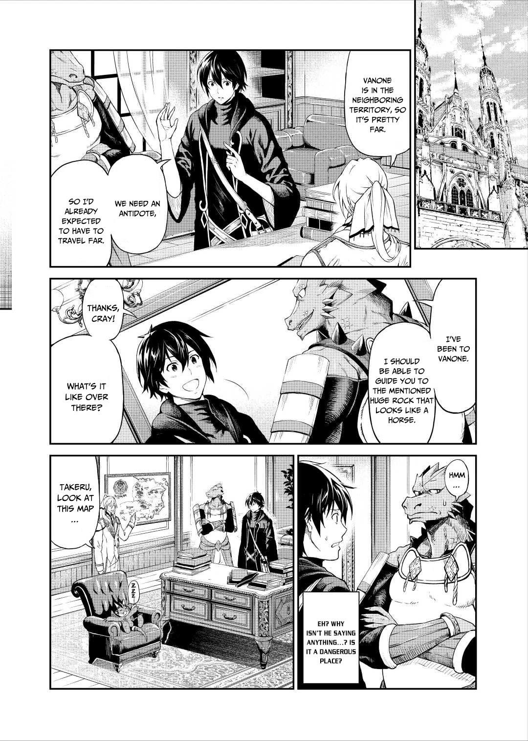Sozai Saishuka No Isekai Ryokouki Chapter 32 page 3 - Mangakakalots.com