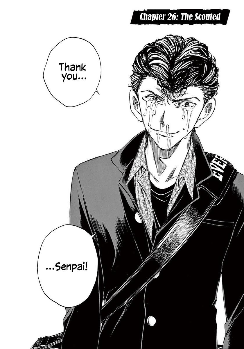 Ao Ashi Vol.3 Chapter 26: The Scouted page 2 - Mangakakalots.com