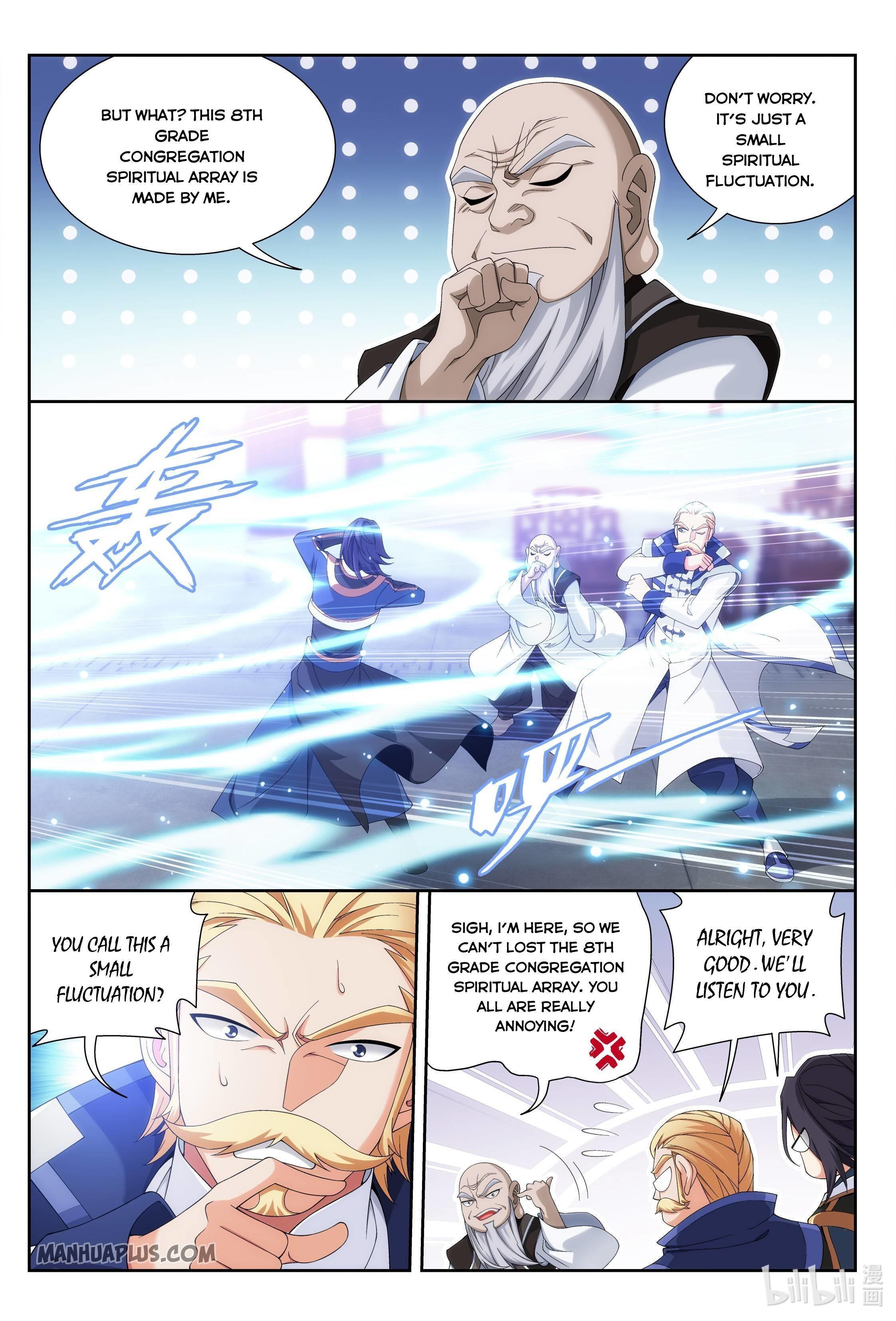 The Great Ruler Chapter 237 page 5 - Mangakakalots.com