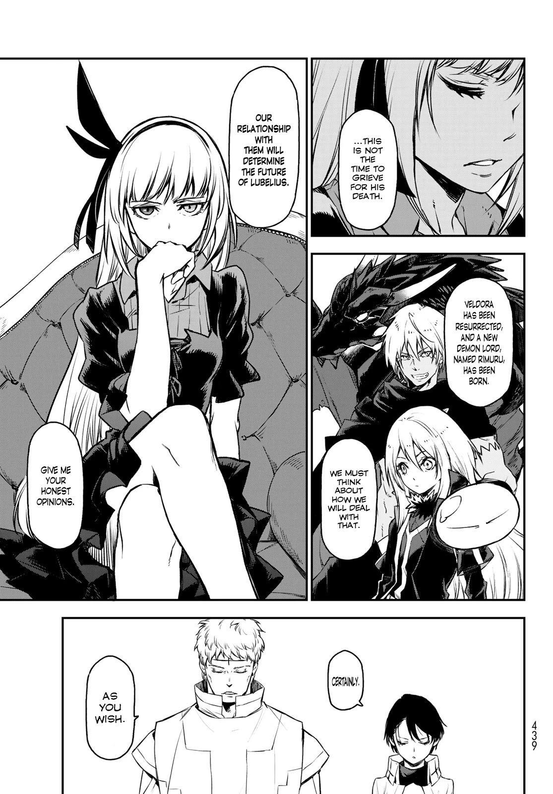 Tensei Shitara Slime Datta Ken Chapter 87: God's Right Hand page 29 - Mangakakalots.com