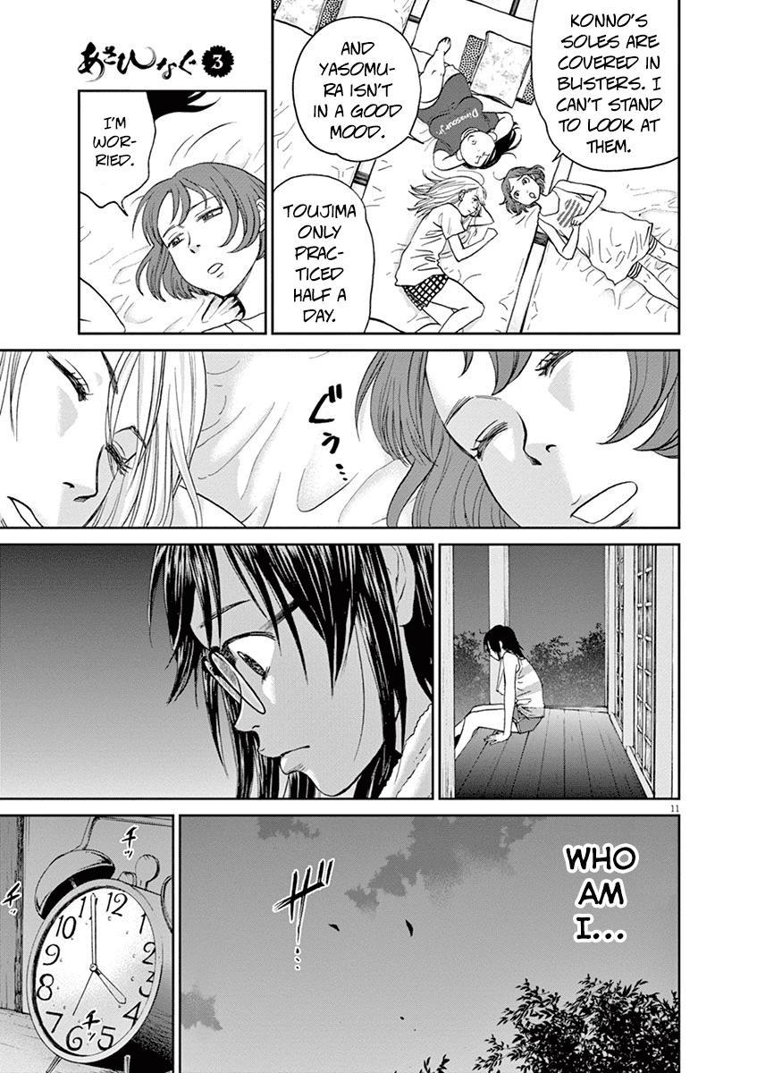 Asahinagu Chapter 31: The Martial Art For The Weak page 11 - Mangakakalots.com